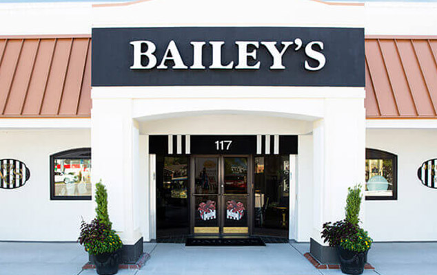 baileys fine jewelry store in rocky mount north carolina