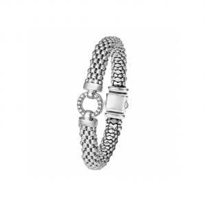Lagos Enso Caviar 9mm Beaded Bracelet