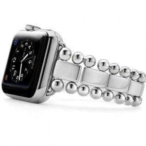 Lagos Smart Caviar Stainless Steel Watch Bracelet, 38-44mm