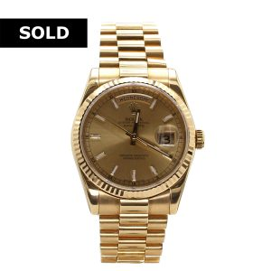 2008-18k-Yellow-Gold Day-Date-President