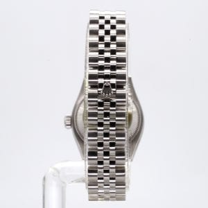 Pre-Owned Rolex 2006 18k White Gold & Stainless 26mm Datejust