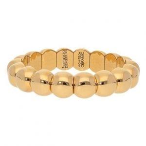 Roberto Demeglio 18kt Yellow Gold Plate Aura Bracelet