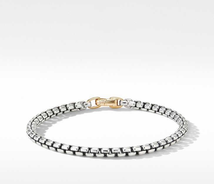 DY Bel Aire Bracelet with 14K Yellow Gold