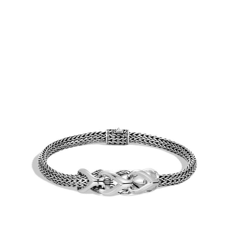 John Hardy Sterling Silver Extra Small Asli Classic Chain Link Bracelet