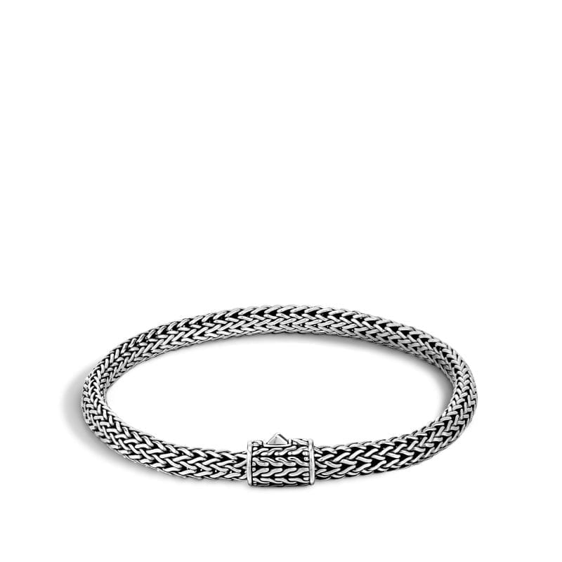 John Hardy Sterling Silver Extra Small Classic Chain Bracelet