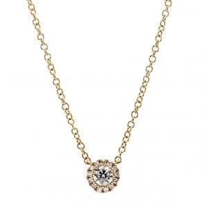"Bailey's Icon Collection 18"" Halo Necklace"