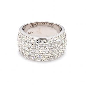 Front view of ring.