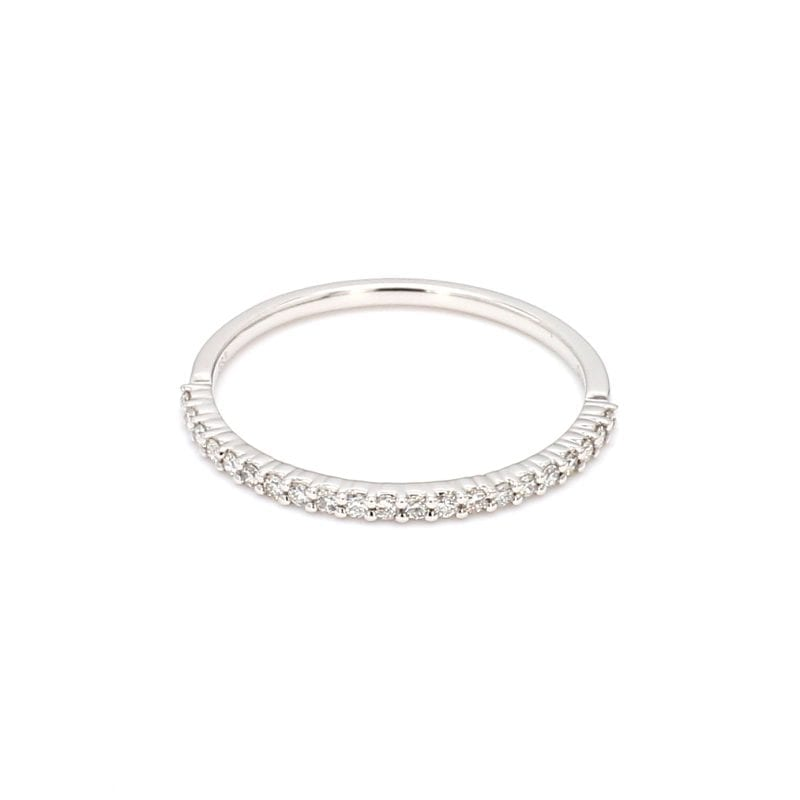 .15ct Shared Prong Diamond Band Ring
