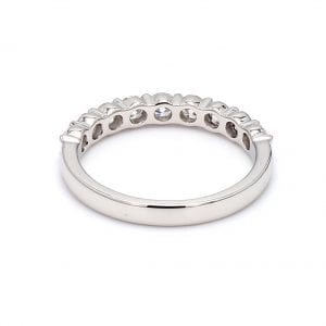 .75ct Shared Prong Diamond Band Ring