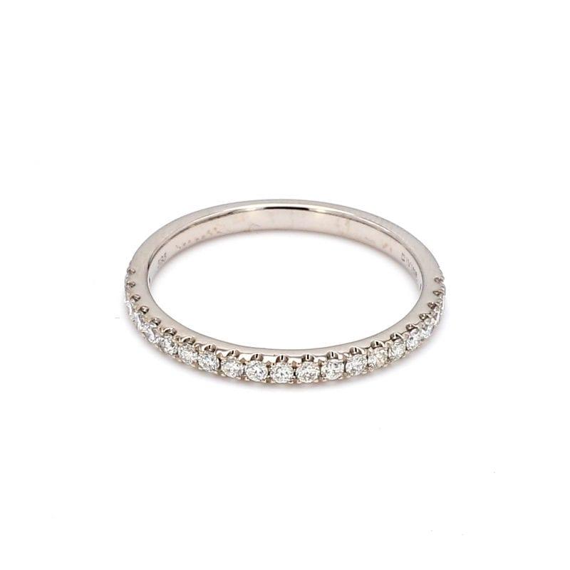 .25ct U-Prong Diamond Band Ring