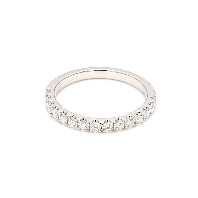 .50CT U-Prong Diamond Band Ring