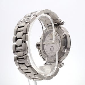 Bailey's Estate Cartier Stainless Steel Pasha Seatimer