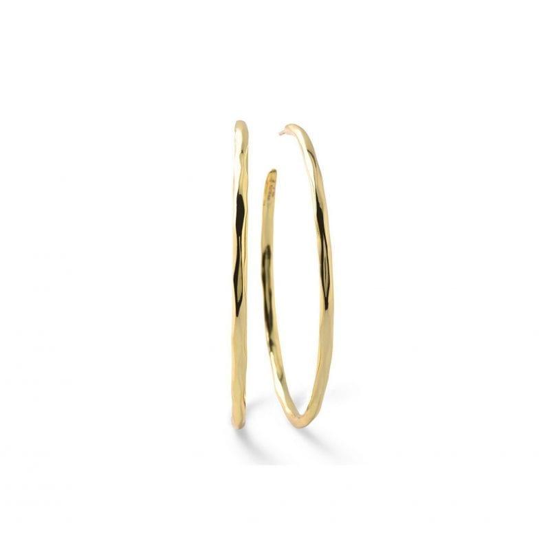 Ippolita Glamazon 18kt Gold Hoops