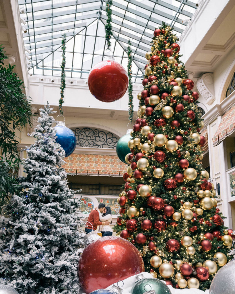 Cute Christmas date ideas for couples