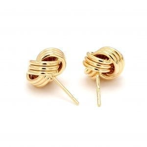 Bailey's Heritage Collection Love Knot Earrings