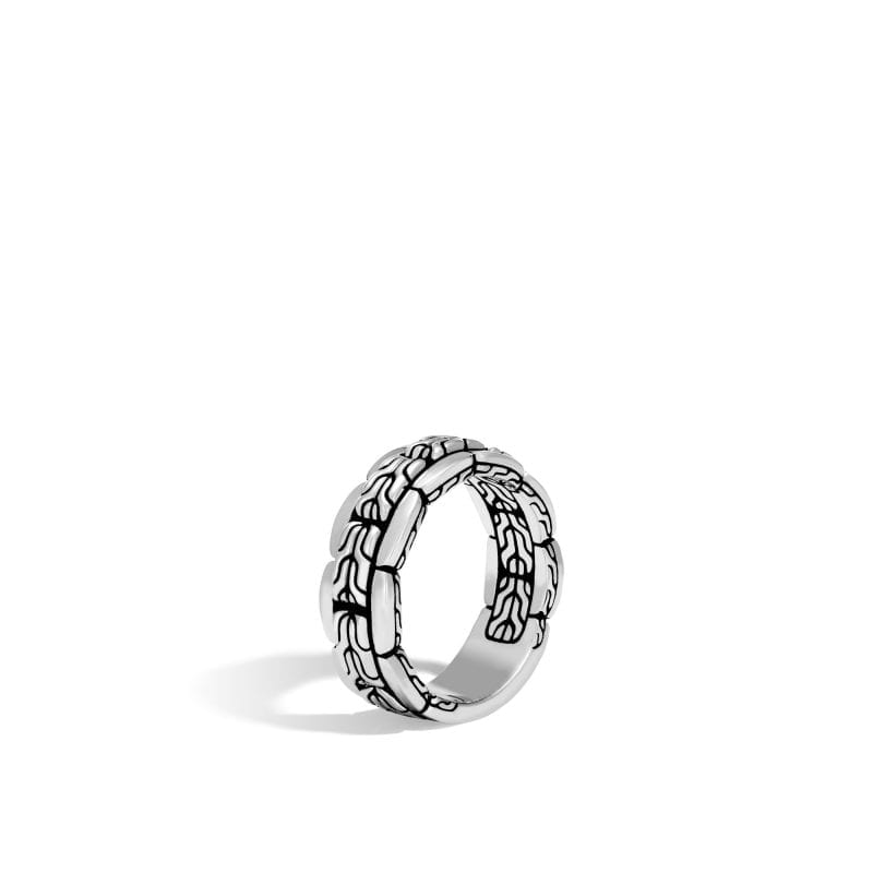 John Hardy Men's Sterling Silver Classic Chain 8mm Band