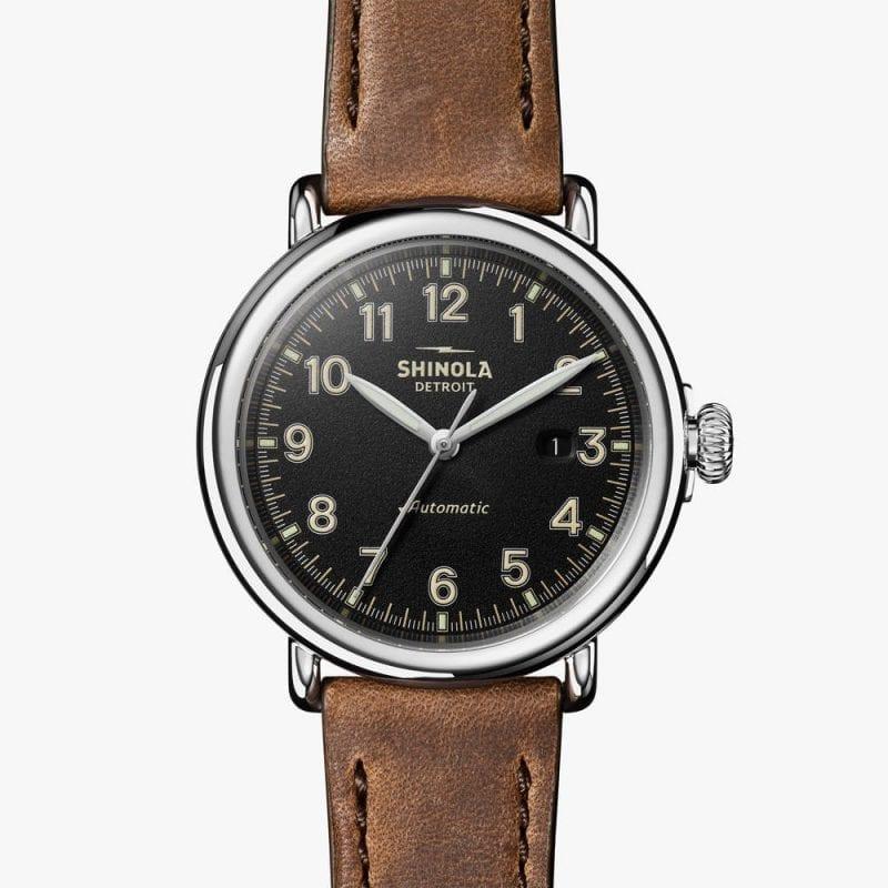 Shinola Runwell 45mm Automatic Men's Watch