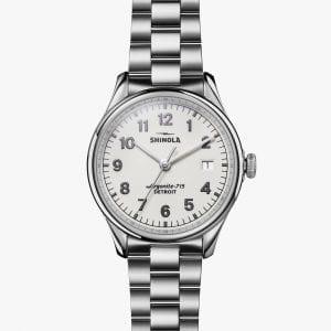 Shinola Vinton 38mm Stainless Steel Men's Watch
