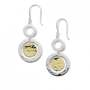 Ippolita Silver Small Snowman Earrings