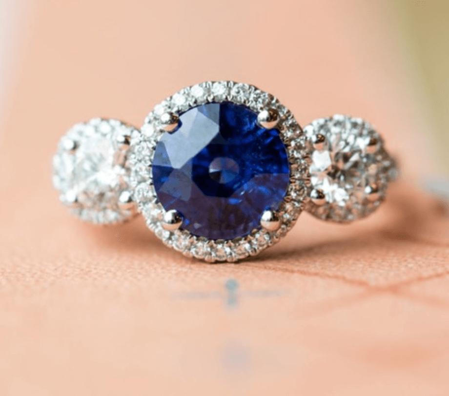 Heidi Klum's wedding ring