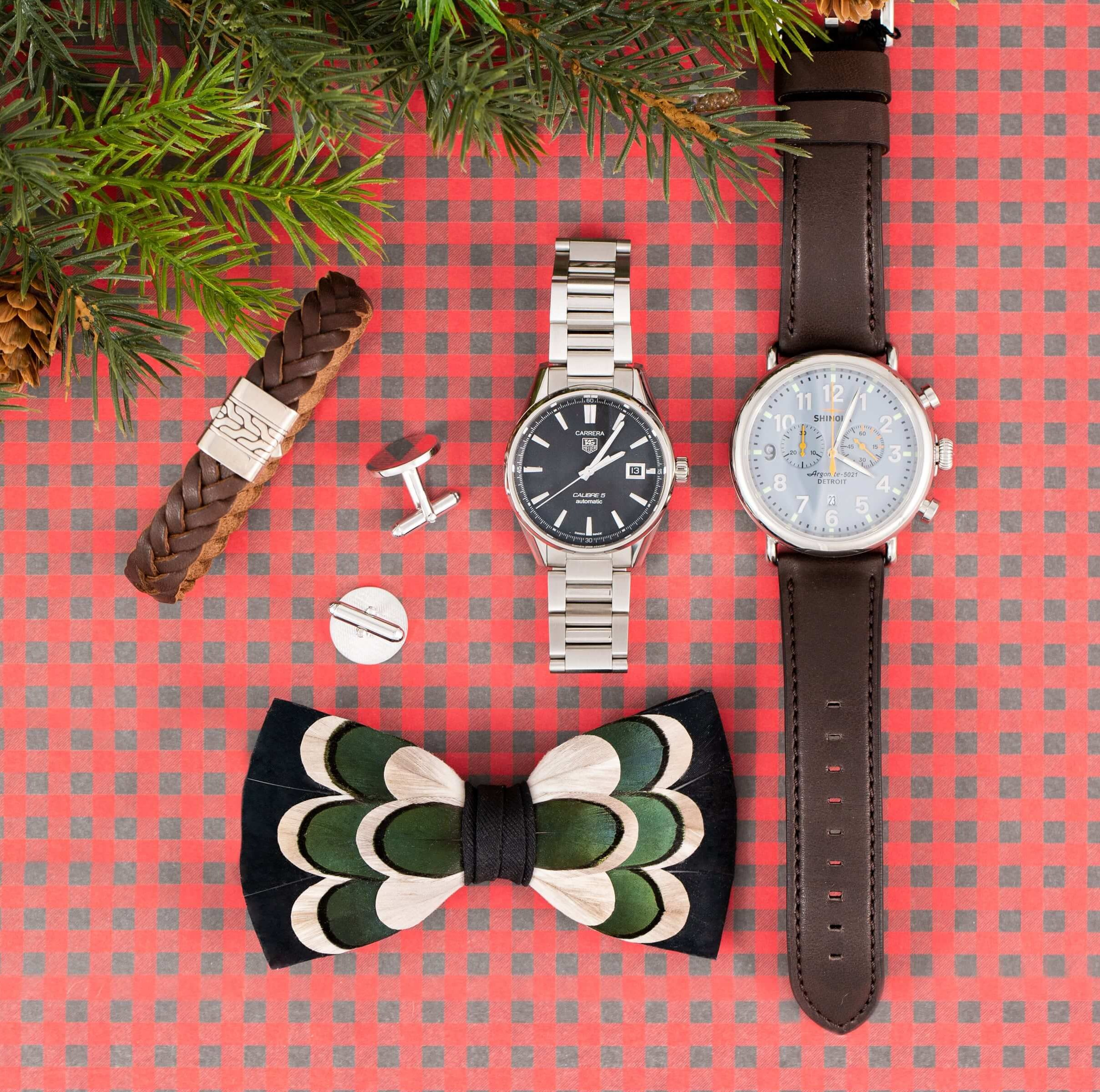 baileys fine jewelry holiday gift ideas for men