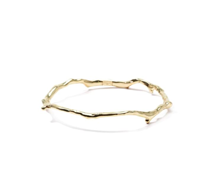 ippolita gold reef design bangle bracelet