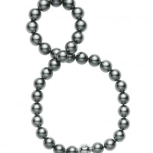 Mikimoto Everyday Essentials Black South Sea Pearl Set