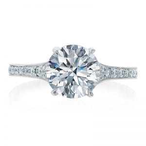 round_diamond_Engagement_Ring