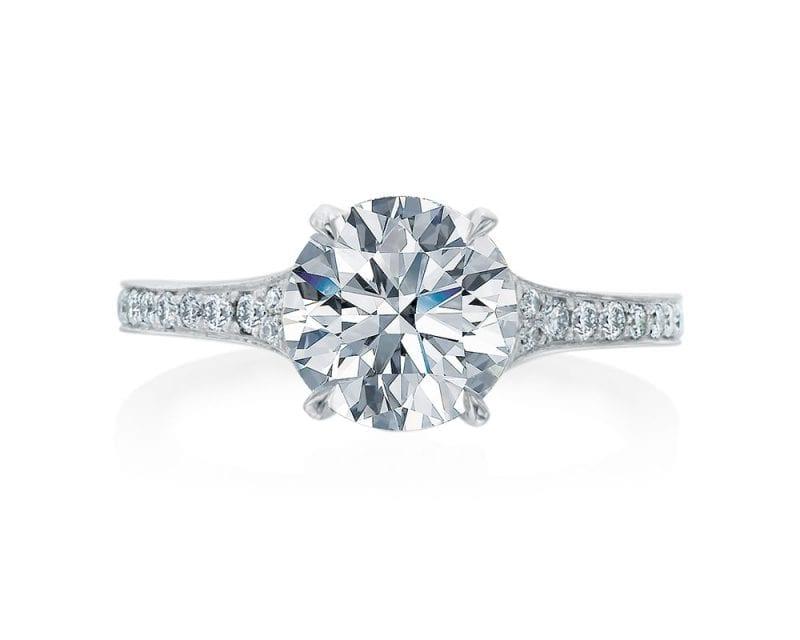round_diamond_Engagement_Ring