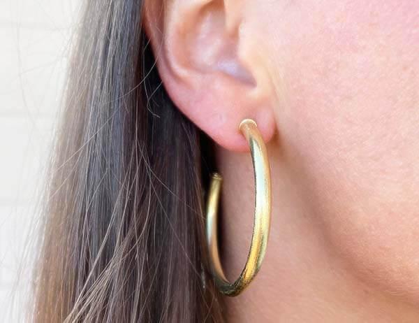 Sheila Fajl Hoop Earrings
