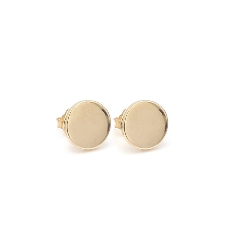Bailey's Heritage Collection Round Disc Stud