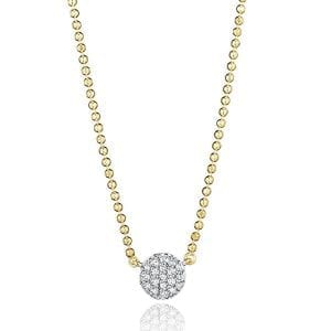 Phillips House Love Always Affair Micro Infinity Necklace