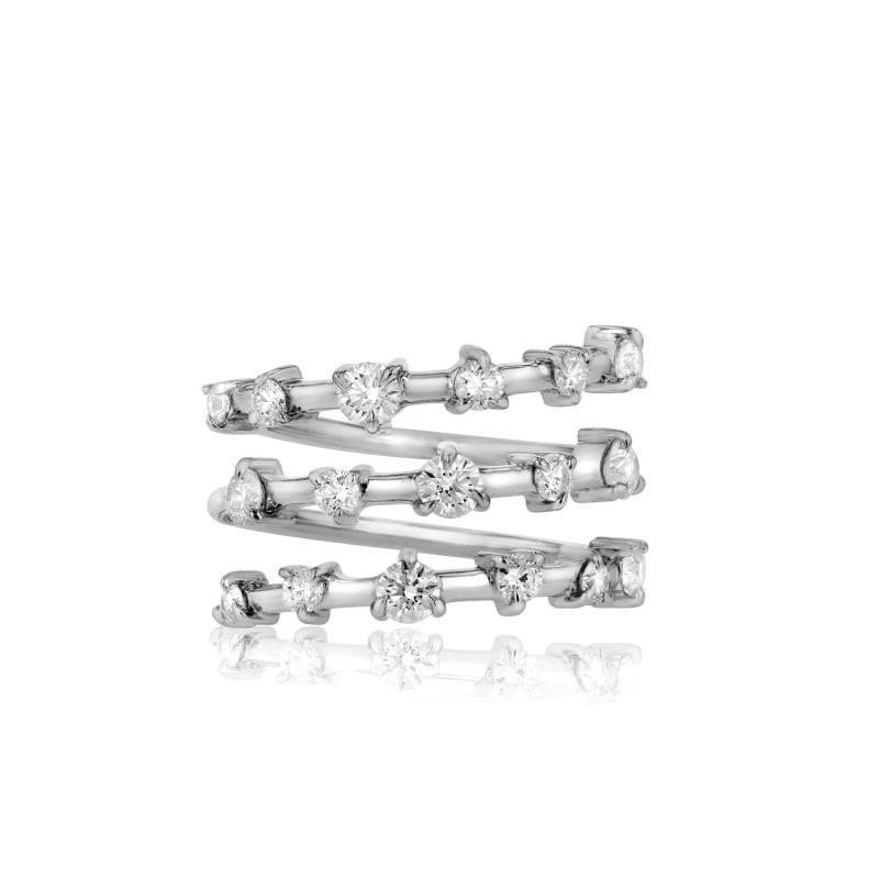 Phillips House Enchanted Layer Wrap Ring with Diamonds