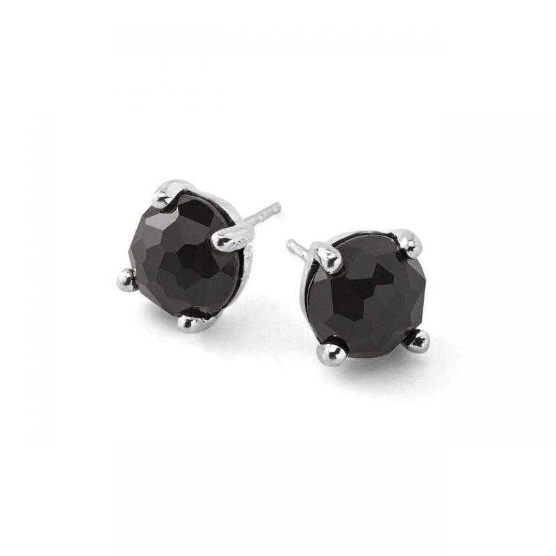 Ippolita Rock Candy Mini Stud Earrings in Black Onyx