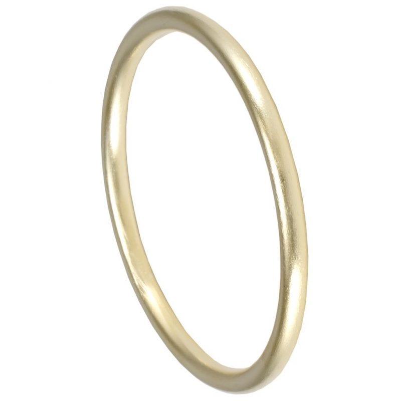 Sheila Fajl Round Bangle Bracelet
