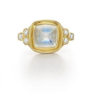 Temple St. Clair 18k Yellow Gold Collina Ring
