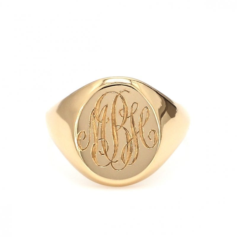 Bailey's Heritage Collection World's Most Perfect Signet Ring