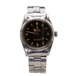 Bailey's Certified Pre-Owned Rolex 1960 Stainless Steel 36mm Explorer