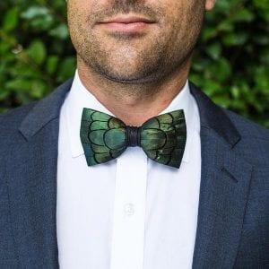 Brackish Jeffery Bow Tie