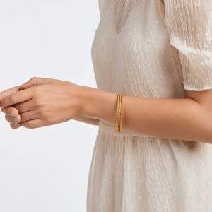 Julie Vos Colette Bead Bracelet