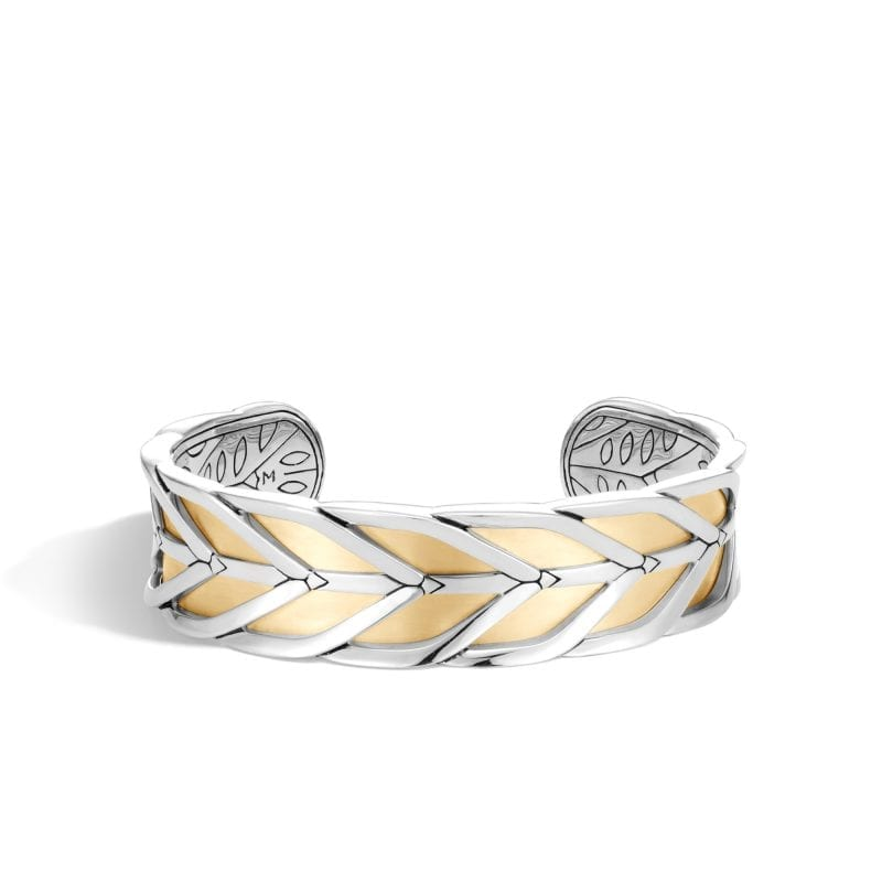 John Hardy Modern Chain Cuff Bracelet