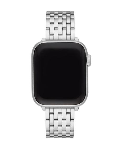 Michele Stainless Steel Apple Watch Strap