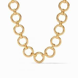 Julie Vos Savoy Link Necklace