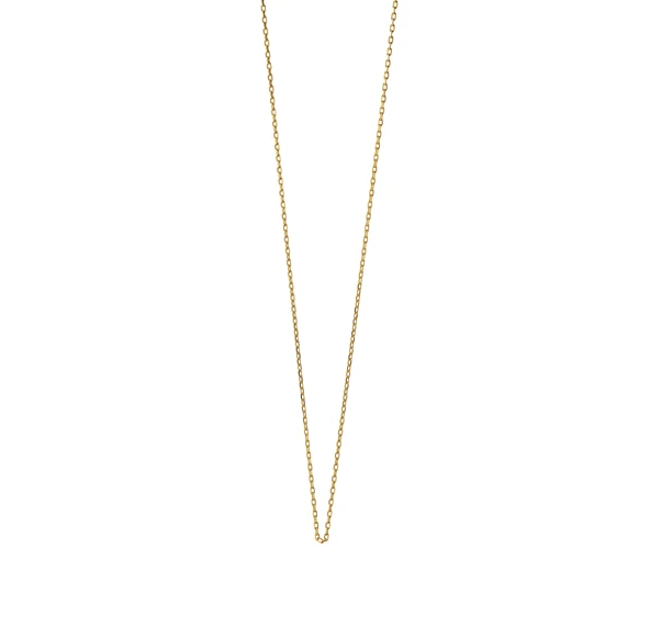 Monica Rich Kosann Jamie Diamond Cut Chain Necklace