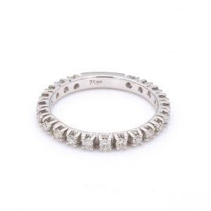 Bailey's Estate Prong Set Diamond Ring