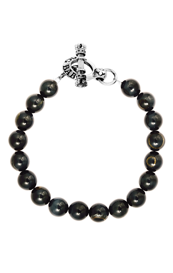 king_baby_bracelet_10mm_blue_tiger_eye_beaded_bracelet_with_sterling_silver_toggle_closure