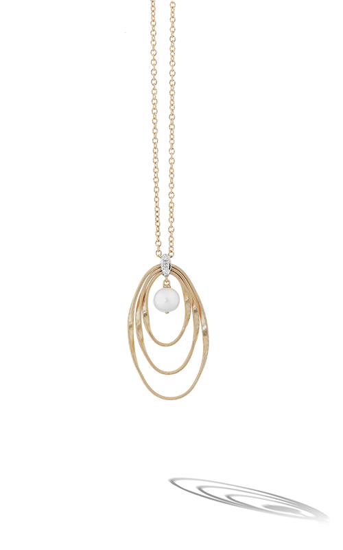 Marco Bicego Pearl Drop Necklace