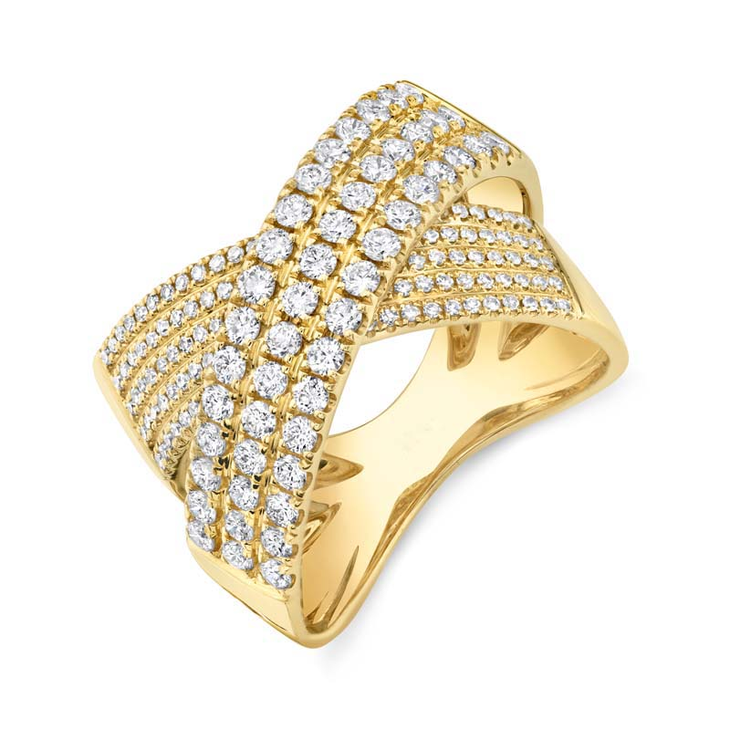 Bailey's Club Collection Big Girl X Ring