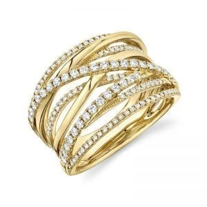 Bailey's Club Collection Embrace Ring