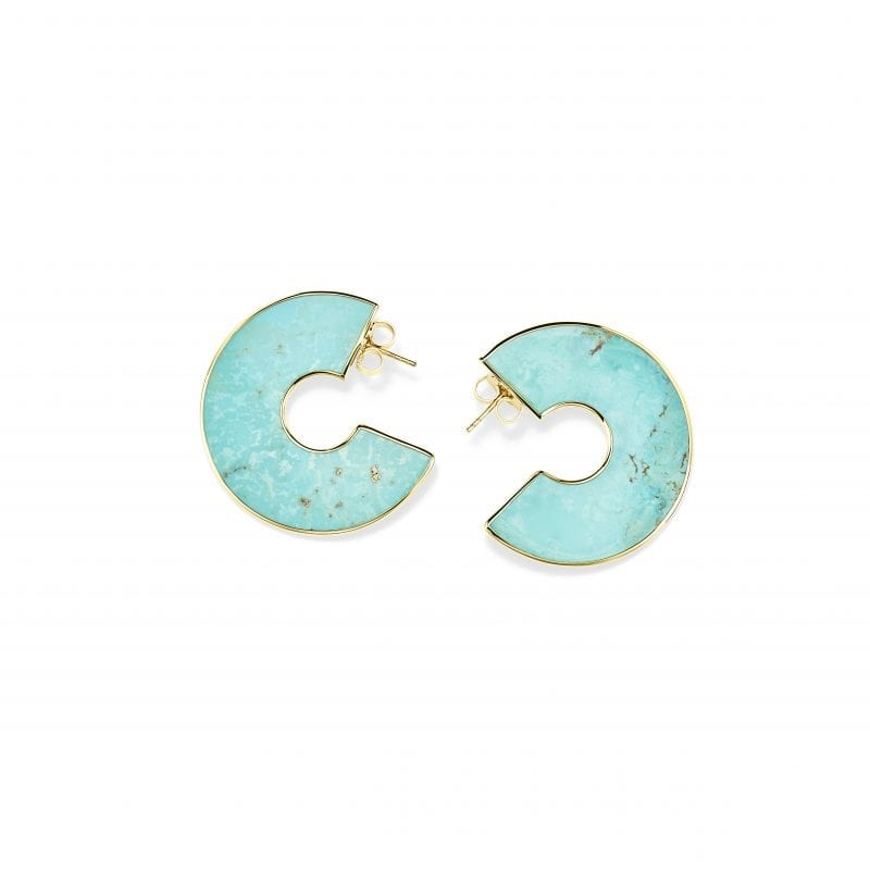 Ippolita Turquoise Rock Candy Earring